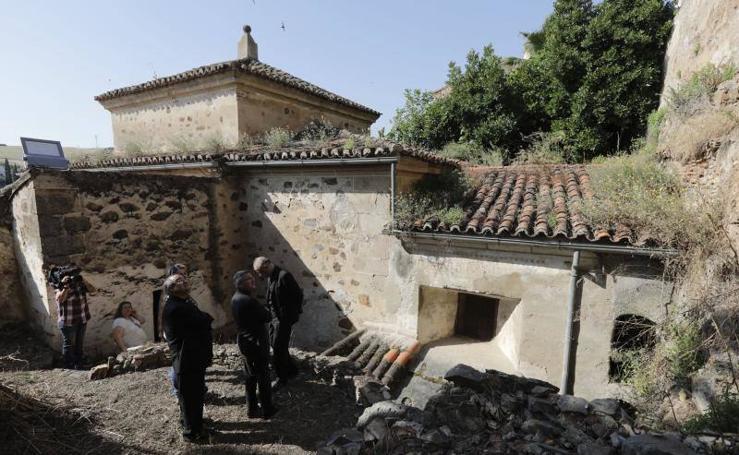 La ermita del Vaquero festeja sus 350 años