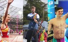 Tres deportistas extremeños, protagonistas en los XVIII Juegos del Mediterráneo