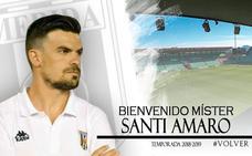 Santi Amaro se desvincula del Calamonte y entrenará al Mérida