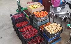 Intervenidos en Badajoz 105 kilos de hortalizas y frutas