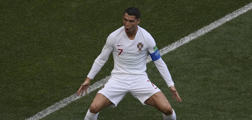 Cristiano recupera el pichichi e iguala a Eusebio