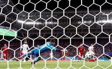 El gol de España lleva el nombre de Diego Costa