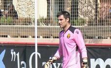 El Badajoz ficha al portero Kike Royo