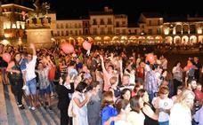 Teatro y música para 'La noche romántica' en Trujillo