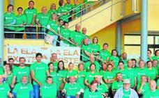 Extremadura se ilumina por la ELA