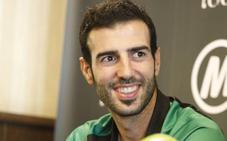 El Cáceres anunciará hoy la renovación de Luis Parejo