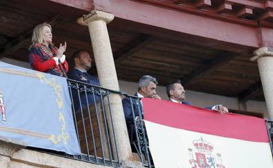 El convenio de ferias de Cáceres incluía ya el nombre de la empresa taurina y su cuenta bancaria