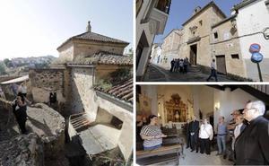 La ermita del Vaquero busca fondos para arreglar sus humedades