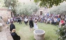 Última jornada de los 'Esbozos áureos' con alumnos de Maltravieso