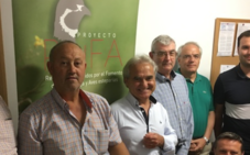 El proyecto RUFA de Artemisan cuenta ya con tres 'grupos perdiceros'