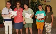 Premios de felicitaciones navideñas en Trujillo
