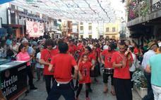 La Melopea gana el concurso nacional de charangas celebrado en Talaveruela de la Vera