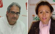 Macías y Encarna Muñoz disputarán las primarias de IU para elegir candidato a presidente de la Junta