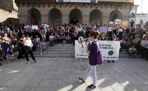 Convocadas concentraciones en la región en contra de la libertad de 'La Manada'