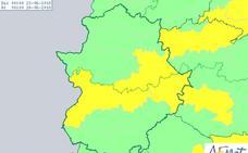 Alerta por calor este sábado en cuatro comarcas extremeñas