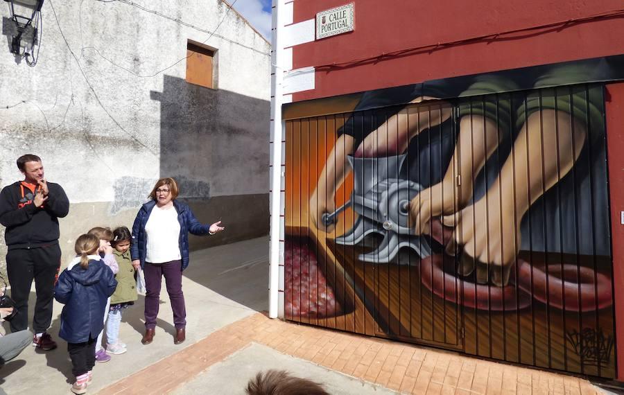 Romangordo, un museo al aire libre