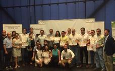 Ocho bodegas obtienen premios en el I Concurso Vinespaña