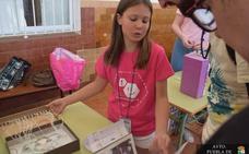 Puebla de la Calzada acogió la cuarta Feria Regional de Ciencias