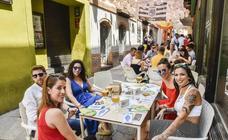 Badajoz vive su Feria de Día
