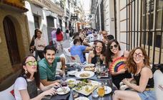 Badajoz disfruta de la Feria de Día