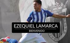 Ezequiel Lamarca, un mediapunta con gol para el Badajoz