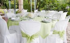 Fingen que están muertos para no servir el catering de un banquete de bodas