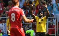 Bélgica arrasa a Túnez y logra el billete para octavos