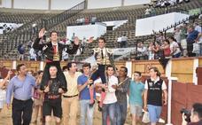 Primera corrida de la Feria de San Juan de Badajoz