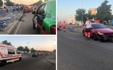 La primera noche de San Juan de Badajoz termina con 25 personas asistidas en el ferial