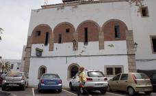 La obra de la antigua Comisaría saca a la luz dos muros del Foro Provincial romano