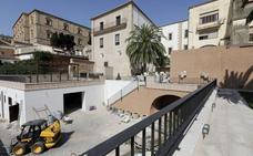 La parte antigua de Cáceres abre un nuevo patio monumental