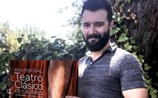 Adrián Segura, del cartel del Festival de Teatro Clásico a Bulgaria