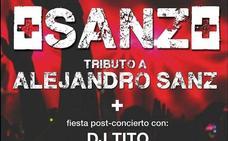 -Sanz+, un homenaje a Alejandro Sanz esta noche en el Ferial de Badajoz