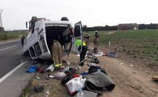 Dos heridos en accidentes en Navalmoral y Talayuela