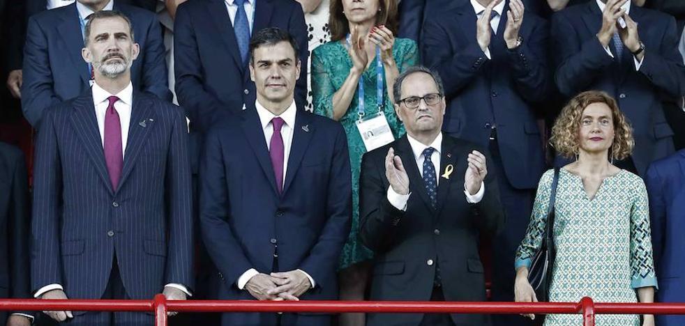 Cataluña first