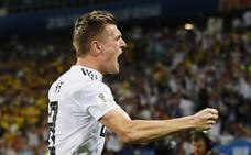 La intrahistoria del gol decisivo de Kroos: «¡Ponla bien, Toni! ¡Ponla!»