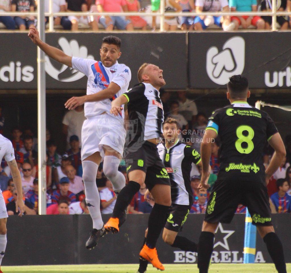 El Extremadura devuelve a la región a Segunda División
