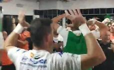 Lo nunca visto: El Extremadura canta y baila en el descanso con empate a cero en el marcador