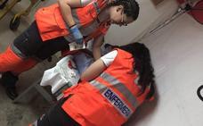 Cruz Roja atiende 118 incidentes en el recinto ferial de Badajoz durante el fin de semana