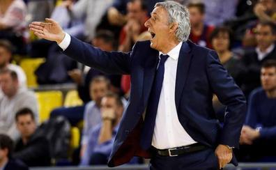 Svetislav Pesic, renovado una temporada más al frente del Barcelona