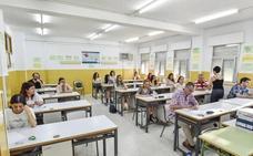 Los opositores de Educación se quejan por la falta de tiempo en la práctica de algunas especialidades
