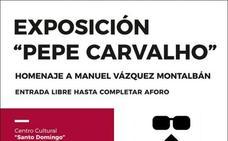 Muestra colectiva sobre 'Pepe Carvalho', en Mérida