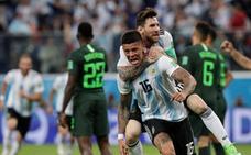 El milagro argentino