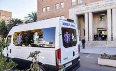 El TSJEx avala el concurso de ambulancias que ganó Tenorio