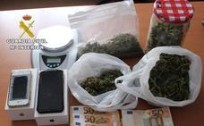 Detenido un vecino de Coria acusado de venta de droga