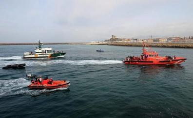 Aumentan hasta 139 los inmigrantes rescatados hoy en el Estrecho