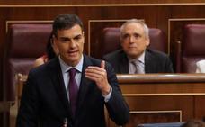 Sánchez aparca la reforma del delito de rebelión prometida en la oposición