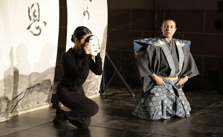 Obra de teatro dedicada a la cultura japonesa dentro del Festival de Teatro de Cáceres