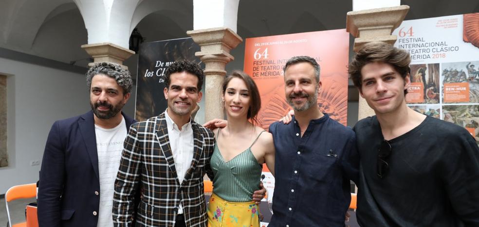 La danza del Ballet Nacional y la música de la OEx abren el Festival de Mérida con Electra