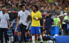 El «colchón del hotel», la causa de la lesión de Marcelo